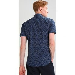 Koszule męskie na spinki: Lindbergh Koszula dark blue