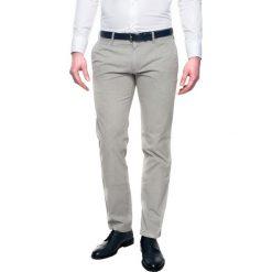 Spodnie hollow 214 szary slim fit. Czerwone rurki męskie marki Recman, m, z długim rękawem. Za 129,99 zł.