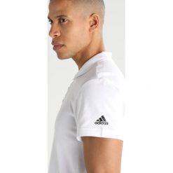 Adidas Performance ESSENTIALS BASE Koszulka polo white. Czerwone koszulki polo marki adidas Performance, m. Za 149,00 zł.