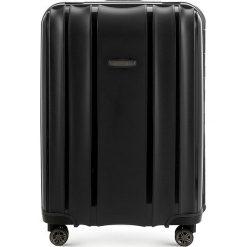 Walizka średnia 56-3T-732-10. Czarne walizki marki Wittchen, średnie. Za 259,00 zł.