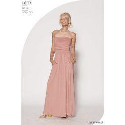Sukienki: Sukienka Alicja szminkowy róż
