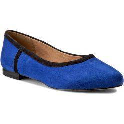 Baleriny CAPRICE - 9-22170-28 Blue Multi 892. Niebieskie baleriny damskie zamszowe marki Caprice. W wyprzedaży za 179,00 zł.