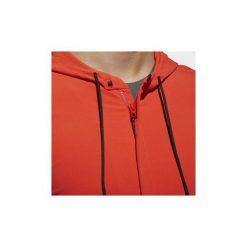Bluzy dresowe adidas  Kurtka treningowa. Czerwone kurtki męskie Adidas, l, z dresówki. Za 349,00 zł.