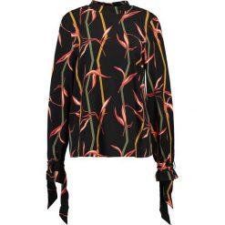 Bluzki asymetryczne: YAS SALVIE  Bluzka black