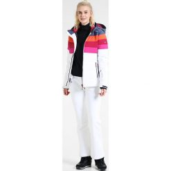 Odzież damska: CMP WOMAN ZIP HOOD  Kurtka narciarska bianco