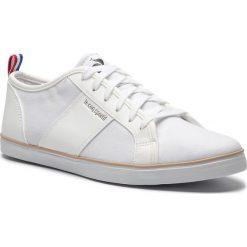 Tenisówki LE COQ SPORTIF - Carcans Sport 1820095 Optical White. Białe tenisówki męskie le coq sportif, z gumy. W wyprzedaży za 209,00 zł.