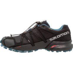 Salomon SPEEDCROSS 4 GTX NOCTURNE 2 Obuwie do biegania Szlak black. Szare buty do biegania damskie marki Salomon. Za 739,00 zł.