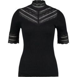 T-shirty damskie: Rosemunde Tshirt z nadrukiem black