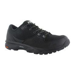 Buty trekkingowe męskie: Hi-tec Buty męskie V-lite Wildlife Low I Hiking Shoe Black/Cool Grey r. 39