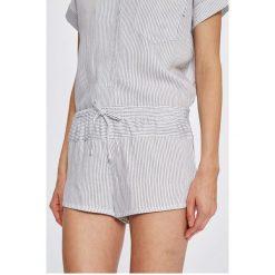 Calvin Klein Underwear - Szorty piżamowe. Szare piżamy damskie Calvin Klein Underwear, l, z materiału. W wyprzedaży za 99,90 zł.
