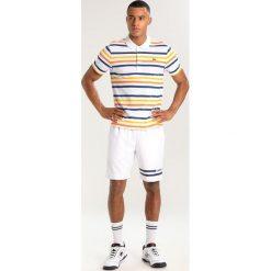 Lacoste Sport TENNIS  Koszulka polo white/marinoapricotbuttercup. Białe koszulki sportowe męskie Lacoste Sport, m, z bawełny. Za 349,00 zł.