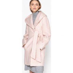 Płaszcze damskie pastelowe: Damski płaszcz szlafrokowy