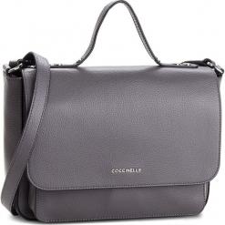 Torebka COCCINELLE - CG1 Organisee Soft E1 CG1 12 01 01 Fume/Noir 722. Szare torebki klasyczne damskie Coccinelle, ze skóry. Za 1499,90 zł.