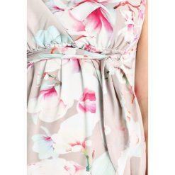 Długie sukienki: 9Fashion HELLE Długa sukienka grey