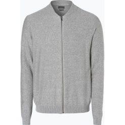 Swetry męskie: Jack & Jones – Kardigan męski, szary