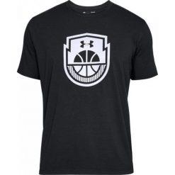 Under Armour Koszulka męska Basketball Icon SS czarna r. M (1305711-001). Szare koszulki sportowe męskie marki Under Armour, l, z elastanu. Za 88,51 zł.