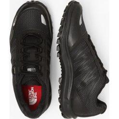 The North Face LITEWAVE FP GTX  Obuwie hikingowe black/anthracite. Czerwone buty sportowe damskie marki The North Face, z materiału, outdoorowe. Za 399,00 zł.