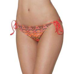 """Bikini: Figi bikini """"Exotic Waves"""" w kolorze czerwonym"""