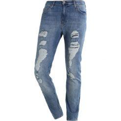 Spodnie męskie: Lee RIDER  Jeansy Slim Fit urban trash