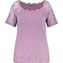 Bluzki asymetryczne: Elastyczna koronkowa bluzka