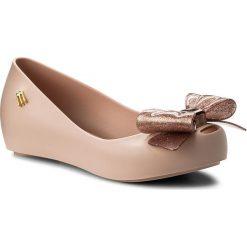 Baleriny MELISSA - Mel Ultragirl Sweet III Inf 32253 Light Pink 01276. Szare meliski damskie marki Melissa, z gumy. Za 259,00 zł.
