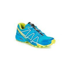 Buty do biegania Salomon  SPEEDCROSS 4. Niebieskie buty do biegania męskie Salomon, salomon speedcross. Za 579,00 zł.
