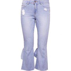 Steve J & Yoni P / SJYP Jeansy Bootcut blue. Niebieskie jeansy damskie bootcut marki bonprix. W wyprzedaży za 434,70 zł.