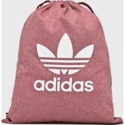 Adidas Originals - Plecak. Różowe plecaki damskie adidas Originals, z poliesteru. Za 79,90 zł.