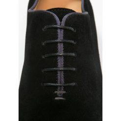 Buty wizytowe męskie: Brett & Sons MAJOR Eleganckie buty noir/asfalto