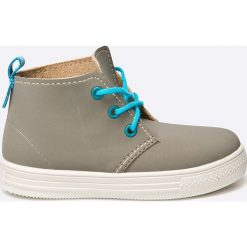 Befado - Trampki dziecięce. Szare buty sportowe chłopięce Befado, z materiału. W wyprzedaży za 24,90 zł.