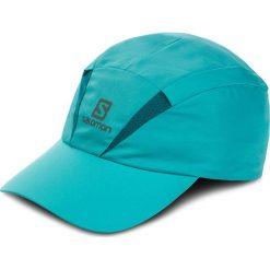 Czapka SALOMON - Xa Cap 400445 17 G0 Blue Curacao. Szare czapki damskie marki Salomon, z gore-texu, na sznurówki, outdoorowe, gore-tex. Za 109,00 zł.
