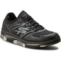 Buty SKECHERS - Momentum 14017/BKGY Black/Gray. Szare buty do fitnessu damskie marki KALENJI, z gumy. W wyprzedaży za 209,00 zł.