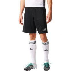 Adidas Spodenki męskie Sereno 14 TRG czarne r. XXL (D82944). Czarne spodenki sportowe męskie marki Adidas, z bawełny. Za 69,00 zł.