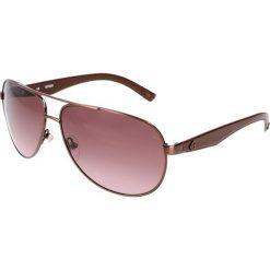 """Okulary przeciwsłoneczne damskie: Okulary przeciwsłoneczne """"SGU6617"""" w kolorze brązowym"""
