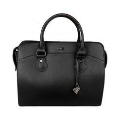 Lylee Torebka Damska Erin, Czarna. Czarne torebki klasyczne damskie Lylee, z syntetyku. Za 219,00 zł.