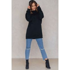 Bluzy rozpinane damskie: Statement By NA-KD Influencers Bluza Raquelreitx - Black