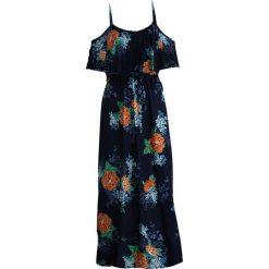 Sukienki: Granatowa Sukienka Open Your Mind
