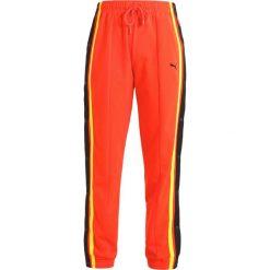 Fenty PUMA by Rihanna TEARAWAY TRACK PANT Spodnie treningowe cherry tomato. Brązowe bryczesy damskie Fenty PUMA by Rihanna, m, z materiału. W wyprzedaży za 359,55 zł.