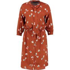 Sukienki hiszpanki: Soft Rebels NEAR DRESS Sukienka koszulowa ginger bread