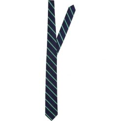 Krawaty męskie: Polo Ralph Lauren ENG REPP BAR MADISON Krawat navy/light green