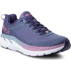 Buty HOKA ONE ONE - Clifton 5 1093756 Marlin/Blue Ribbon. Fioletowe buty do biegania damskie marki NEWFEEL, z poliesteru. Za 549,99 zł.