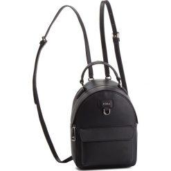 Plecak FURLA - Favola 998407 B BTC0 Q13 Onyx. Czarne plecaki damskie Furla, ze skóry, klasyczne. Za 1355,00 zł.