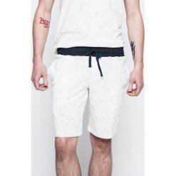 Emporio Armani - Szorty piżamowe. Szare piżamy męskie Emporio Armani, l, z bawełny. W wyprzedaży za 179,90 zł.