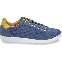 Tenisówki męskie: Skórzane buty sportowe Kikou