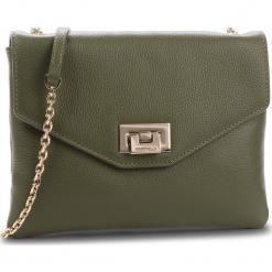 Torebka COCCINELLE - CV3 Mini Bag E5 CV3 55 E5 07 Caper G02. Zielone torebki klasyczne damskie Coccinelle, ze skóry. Za 699,90 zł.