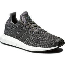 Buty adidas - Swift Run CG4116 Grefou/Cblack/Ftwwht. Białe buty sportowe męskie marki Adidas, m. W wyprzedaży za 259,00 zł.