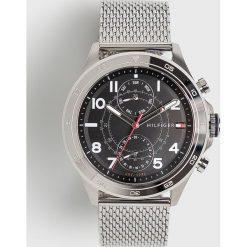 Tommy Hilfiger - Zegarek 1791342. Szare zegarki męskie TOMMY HILFIGER, szklane. W wyprzedaży za 649,90 zł.