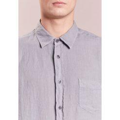 Koszule męskie na spinki: 120% Lino CAMICIA REGULAR Koszula medium grey