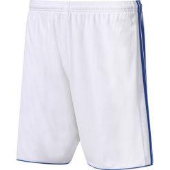 Adidas Spodenki Tastigo 17 białe r. M (BJ9126). Białe spodenki sportowe męskie Adidas, sportowe. Za 70,45 zł.