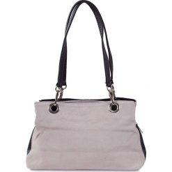 """Torebki klasyczne damskie: Skórzana torebka """"Giselle"""" w kolorze jasnoróżowym – 30 x 20 x 12 cm"""